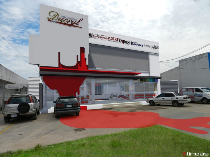Showroom Ducryl
