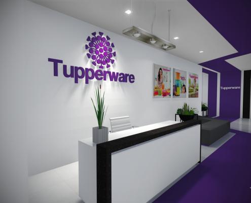 Recepción Tupperware Cochabamba