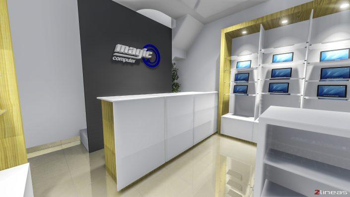 Magic Computer - 2lineas Arquitectura