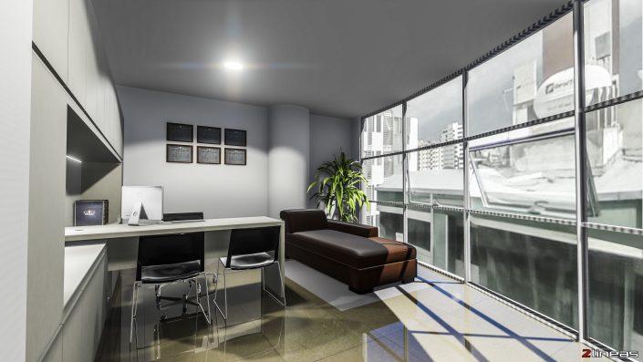 Oficina Lopez - 2lineas Arquitectura
