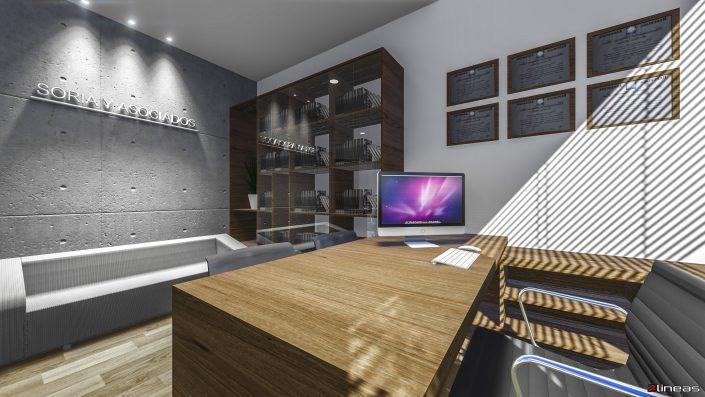 oria y Asociados - 2lineas Arquitectura