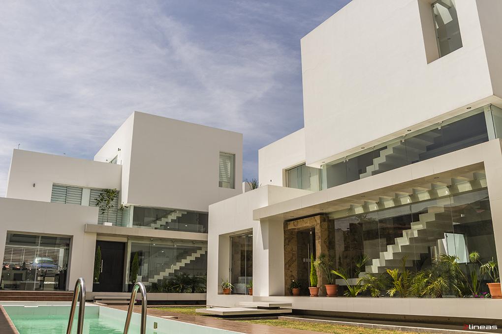 vivienda moderna