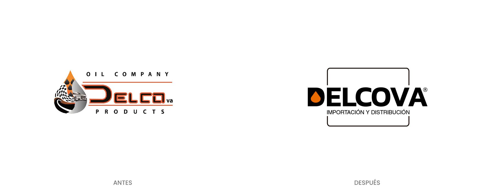 logotipos delcova