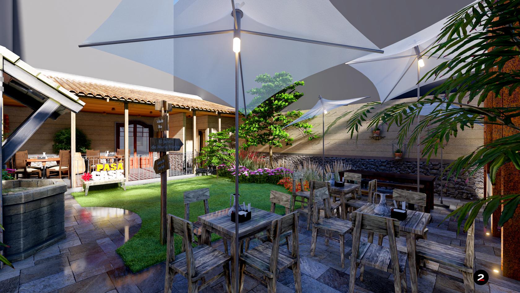 patio wistupiku 2lineas